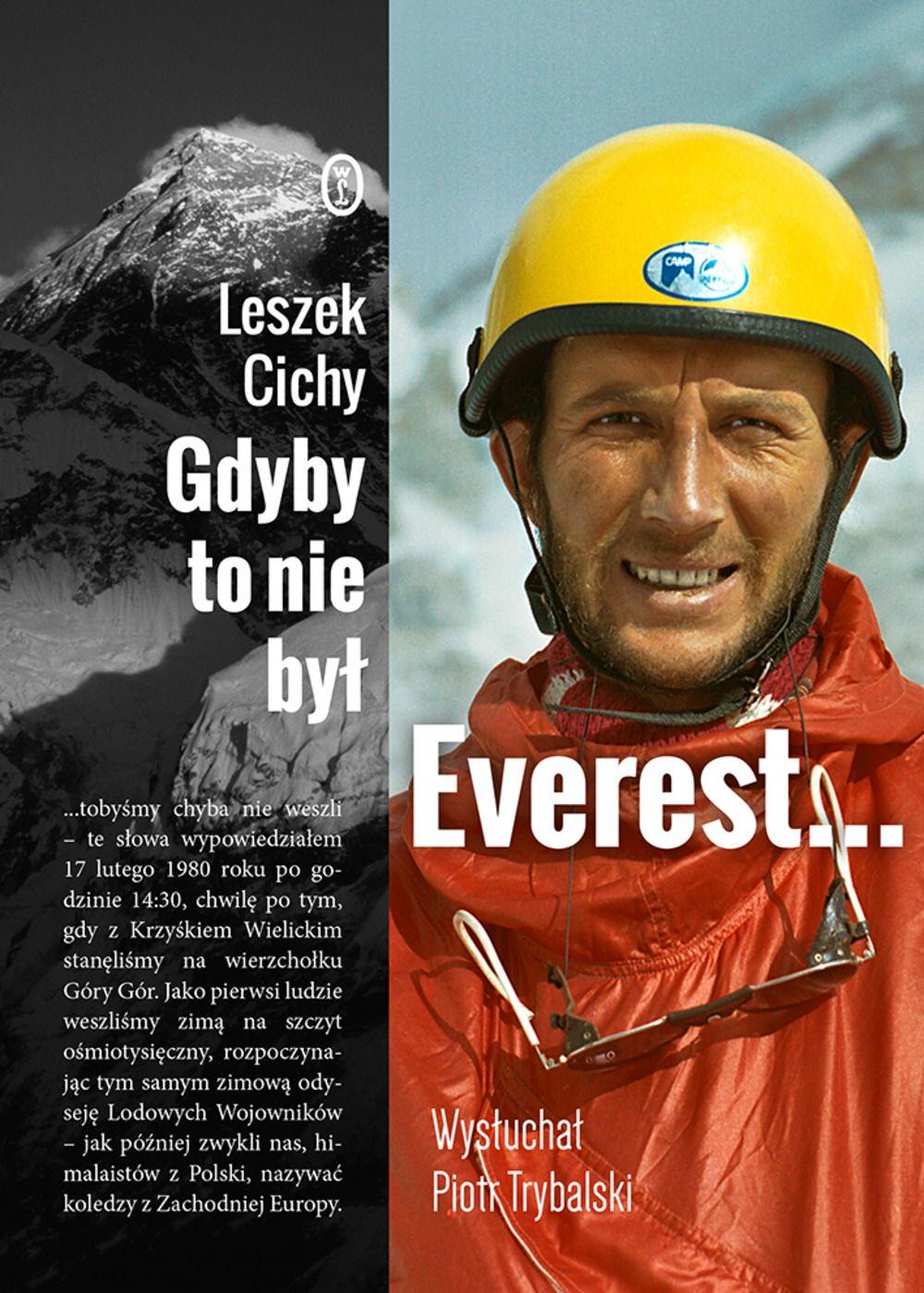Gdyby to nie był Everest...