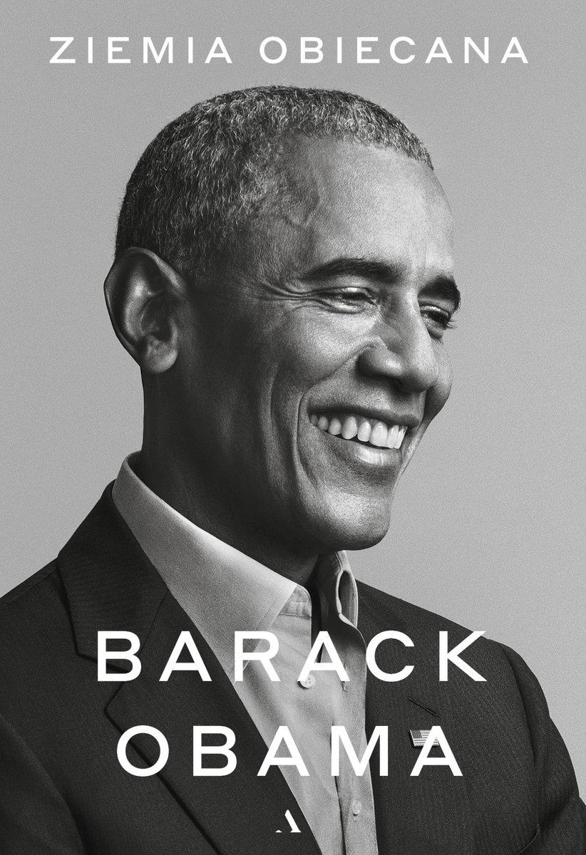 Ziemia obiecana Barack Obama